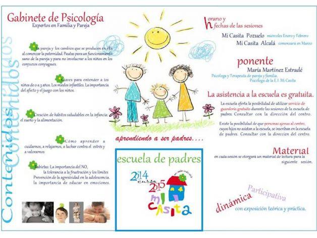 Conoce Mi Escuela Escuela De Padres | apexwallpapers.com